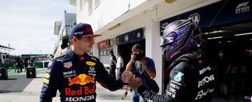 Hamilton vs Verstappen: round 17