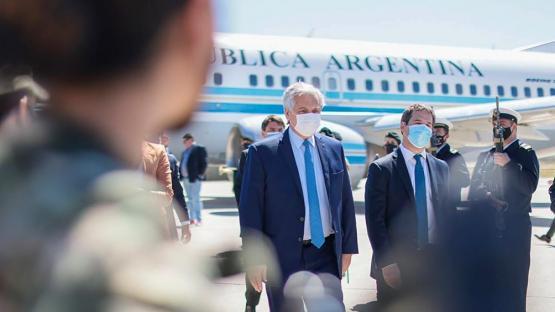 """Alberto Fernández: """"en tiempo de revancha, vamos a hacer todo lo que prometimos"""""""