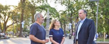 """Humberto Schiavoni: """"el llamado al diálogo del oficialismo es poco serio"""""""