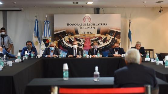 Juicio político contra el juez Stoyanoff
